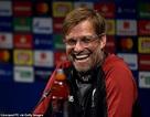 "Jurgen Klopp: ""Liverpool sẽ dập tắt giấc mơ của Messi"""