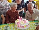 Cuộc hội ngộ xúc động của cụ ông 96 tuổi và mối tình đầu sau 65 xa cách ở Tiền Giang