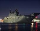 Chiến hạm Hải quân hàng đầu Úc sắp thăm Cam Ranh