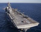 Mỹ đưa tàu tấn công đổ bộ mạnh nhất tới Thái Bình Dương