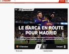 """Báo chí thế giới ngả mũ trước """"thiên tài"""" Lionel Messi"""