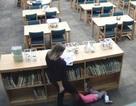 Nữ giáo viên đấm đá bé gái 5 tuổi thô bạo trong thư viện gây sốc