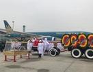 Máy bay đưa nguyên Chủ tịch nước Lê Đức Anh về nơi an nghỉ cuối cùng tại TPHCM