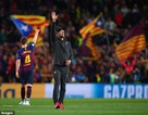 Liverpool thảm bại trước Barcelona, HLV Jurgen Klopp quyết vô địch Premier League