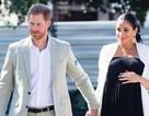 Công nương Anh Meghan và Hoàng tử Harry đón con trai đầu lòng