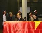 Lễ viếng nguyên Chủ tịch nước Lê Đức Anh