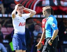 Bournemouth 1-0 Tottenham: Son Heung Min bị đuổi, bàn thua phút bù giờ