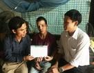 Anh Mã Văn Thuận tiếp tục được bạn đọc Dân trí giúp đỡ gần 20 triệu đồng