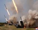 Dàn vũ khí Triều Tiên khai hỏa trong cuộc tập trận phòng thủ