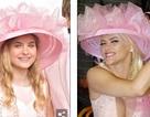 Con gái người mẫu quá cố Anna Nicole Smith đội lại mũ của mẹ