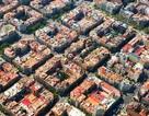 Ấn tượng với quy hoạch thành phố độc đáo nhìn từ trên cao