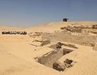 Phát hiện nghĩa trang 4.500 năm tuổi gần đại Kim tự tháp Giza