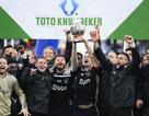 """Vô địch Cúp Quốc gia, Ajax Amsterdam nuôi mộng """"cú ăn ba"""" lịch sử"""