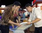 Đại sứ hàng Việt bất ngờ khi thấy thiết bị nội thất ở nhà mình có mặt… tại hội chợ!