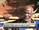 Phát ốm vì chờ đợi chính quyền, người đàn ông Kenya tự đào đường trong 6 ngày