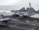 Mỹ đưa tàu sân bay, máy bay ném bom đến Trung Đông