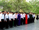Lãnh đạo Đảng, Nhà nước viếng các anh hùng liệt sĩ tại Nghĩa trang A1
