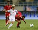 HLV Park Hang Seo đang lo lắng cho hàng công của đội tuyển Việt Nam?