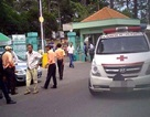 Hòa Bình: Bê tông đổ làm 2 học sinh bị thương nặng