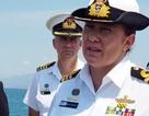 """""""Nữ tướng"""" dẫn chiến hạm Hải quân Úc thăm Cam Ranh"""