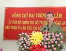 Bộ trưởng Bộ Công an: Tây Ninh cần tập trung đấu tranh với buôn lậu, ma túy