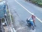 """Bị kẻ gian """"nẫng"""" mất xe máy khi ngủ quên trên vỉa hè"""