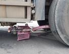 Học sinh lớp 6 chết thảm dưới bánh xe đầu kéo