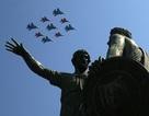 """Những con số """"khủng"""" về cuộc duyệt binh Ngày Chiến thắng tại Nga"""