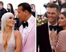 Những cặp đôi hoàn hảo trên thảm đỏ Met gala 2019