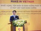 """Bộ trưởng Nguyễn Mạnh Hùng: """"Khó khăn và thách thức là nhân tố chính để tạo nên một DN hàng đầu"""""""