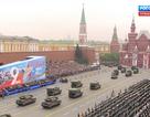 13.000 binh sĩ Nga duyệt binh trên Quảng trường Đỏ kỷ niệm chiến thắng phát xít