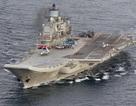 Nga tính chế tạo tàu sân bay năng lượng hạt nhân đầu tiên