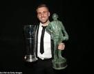 Luke Shaw nhận cú đúp danh hiệu cá nhân tại Man Utd