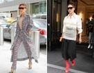 Victoria Beckham sành điệu sải bước trên phố