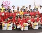 VPMilk cùng đại sứ thương hiệu - HLV Park Hang-Seo gieo mơ ước cho trẻ em Việt