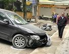 Luật sư phân tích vụ nữ đại tá công an lùi xe tông chết người