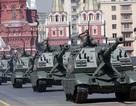 Cận cảnh dàn khí tài Nga phô diễn sức mạnh trong lễ duyệt binh