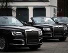 """Cận cảnh dàn limousine được mệnh danh """"Rolls-Royce mui trần"""" của nước Nga"""