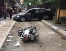 Hà Nội: Nghi vấn nữ tài xế nhầm chân ga lùi xe tông chết một phụ nữ