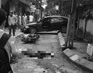 Nguyên nhân ban đầu vụ nữ tài xế Camry lùi xe chết người ở Khương Trung