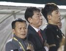 HLV người Hàn Quốc của CLB TPHCM phản ứng trọng tài
