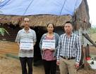 Bạn đọc báo Dân trí giúp đỡ gia đình anh Bùi Văn Toàn hơn 89 triệu đồng