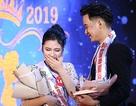 Cặp đôi Đại sứ ĐH Quốc gia Hà Nội bật khóc phút đăng quang