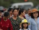 Hàng vạn người đổ về chùa Tam Chúc dự Đại lễ Phật đản Vesak 2019