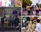 Nhật Cường mobile bị khám xét và chiếc xe Camry gây tai nạn trên phố