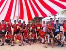 Đội Shopee thi đấu ấn tượng tại Ironman 2019