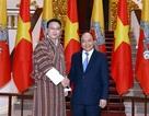 Thủ tướng Nguyễn Xuân Phúc tiếp Chủ tịch Thượng viện Bhutan