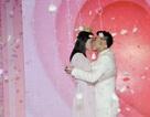 """Cộng đồng mạng xứ Trung xôn xao vì màn cầu hôn """"như phim"""" của người mẫu nội y Hề Mộng Dao"""