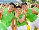 6.146 học sinh và hình ảnh ấn tượng về buổi đồng diễn đạt kỷ lục Guiness Việt Nam