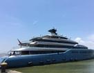 Du thuyền triệu đô của tỷ phú Anh đang ở Đà Nẵng